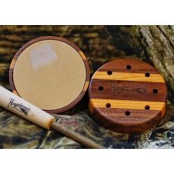 Houndstooth Dixie Hen Ceramic