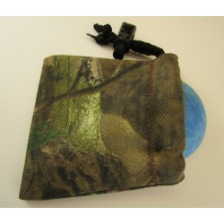 Barbara's Custom Turkey Hunting Pouches - Camo Chalk Pouch