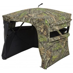 Alps NWTF Decption Blind - Mossy Oak Obsession - Open Door
