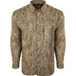 OL' Tom Mesh Back Flyweight Shirt - Bottomland