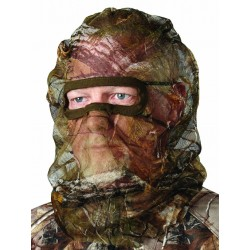 HS Strut Full Headnet - Realtree Edge Camo