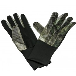 HS Strut Net Gloves - Realtree Edge