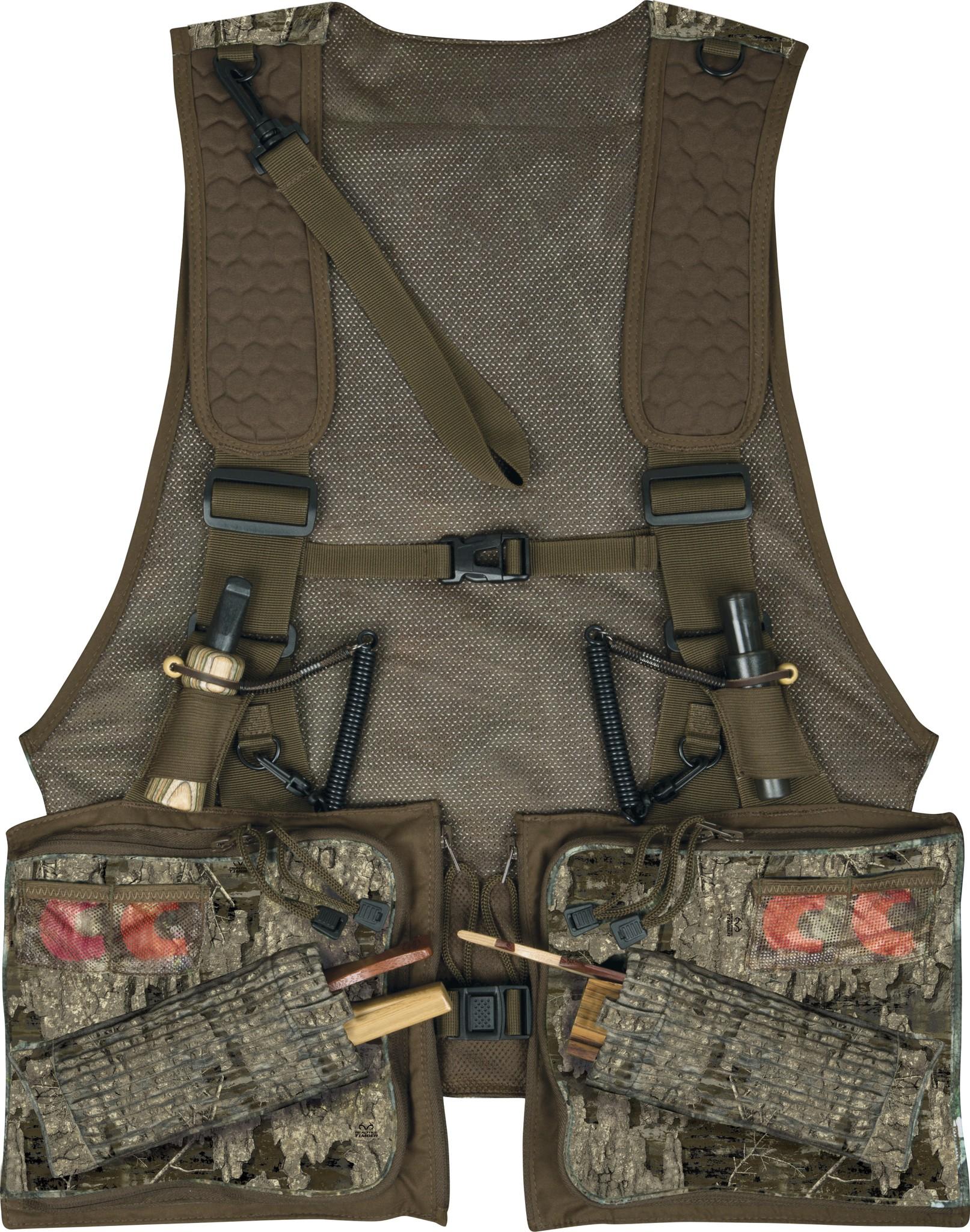 17223f59c1834 OL' Tom Michael Waddell Signature Series Time & Motion Strap Vest ...