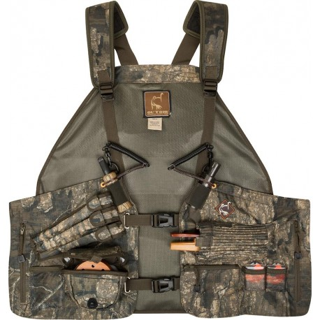 OL' Tom Time & Motion  Easy Rider Turkey Vest - Realtree Timber