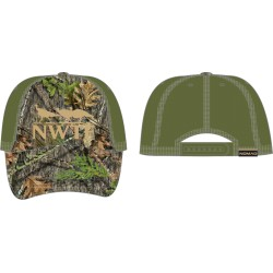 Nomad NWTF Low Country Mesh Back Trucker Cap