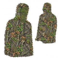 Nomad Leafy 1/4 Zip - Mossy Oak NWTF Obsession