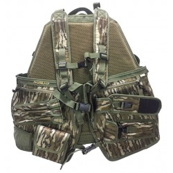 Nomad Realtree Edge MG Turkey Vest (Image is of Mossy Oak Bottomland- RTE image unavailable from NOMAD)