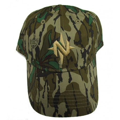 e97eeff85c8fa Nomad Low Country Solid Back Cap - Mossy Oak Greenleaf - Midwest ...