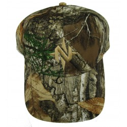Nomad Low Country Solid Back Cap - Realtree Edge