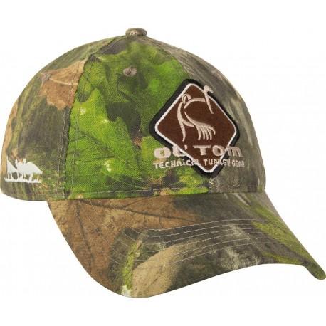 33b35acdb3505 OL  TOM Cotton Logo Cap - NWTF Obsession - Midwest Turkey Call ...