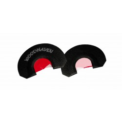 Woodhaven Red Ninja Reverse Hammer Mouth Call