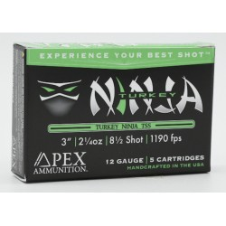 Apex Ninja 12 Ga. 3 In. 8.5 Shot