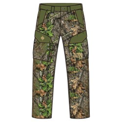 Nomad NWTF Turkey Pant - Obsession Front Image