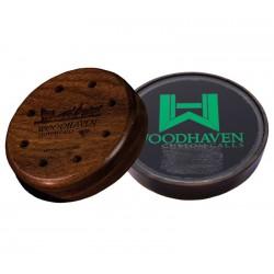 WoodHaven Legen Glass - 2019 Logo