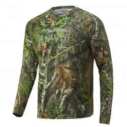 Nomad NWTF LS Pursuit Shirt - Obsession