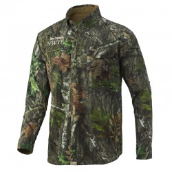 Nomad NWTF Stretch Lite LS Shirt - Obsession Front Image