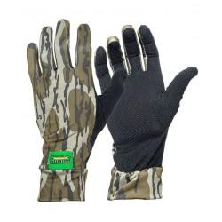Primos Stretch Fit Gloves - Mossy Oak OG Bottomland