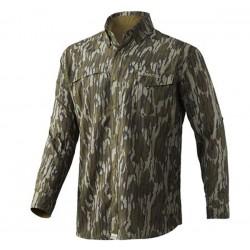 Nomad Stretch Lite LS Shirt - Bottomland