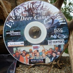 Ray Eye 'Deer Camp' DVD
