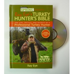 'Turkey Hunter's Bible' with DVD by Ray Eye