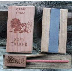 Close Calls Cedar Soft Talker Slate Call