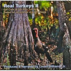 Real Turkeys Fall Calls of the Wild Turkey