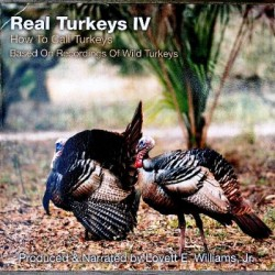 Real Turkeys IV CD - How to Call Turkeys