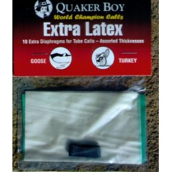 Quaker Boy Extra Latex for Tube Calls