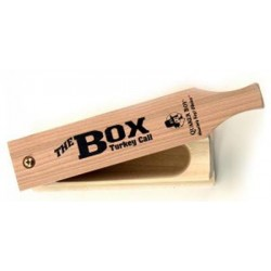 Quaker Boy ''The Box'' Box Call
