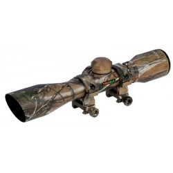 TRUGLO 4x32 Compact Scope -Camo