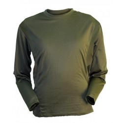 Gamehide's ElimiTick L/S Tech Shirt - Loden Green