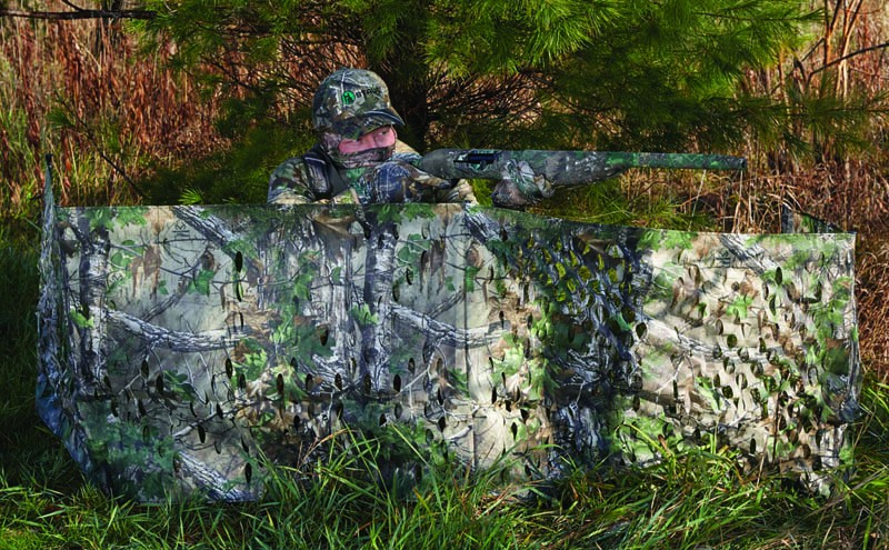 Hunters Specialties Super Light Portable Ground Blind - Realtree® Xtra Green