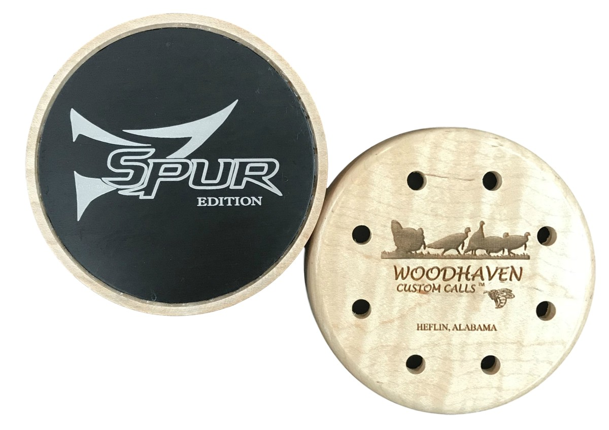 Woodhaven Spur Anodized Aluminum
