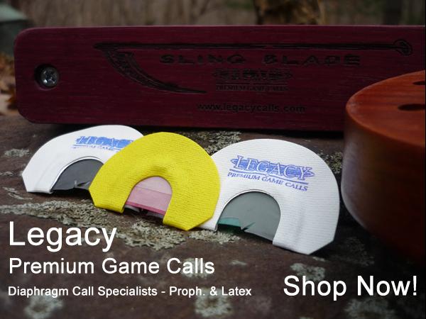 Legacy Premium Game Calls