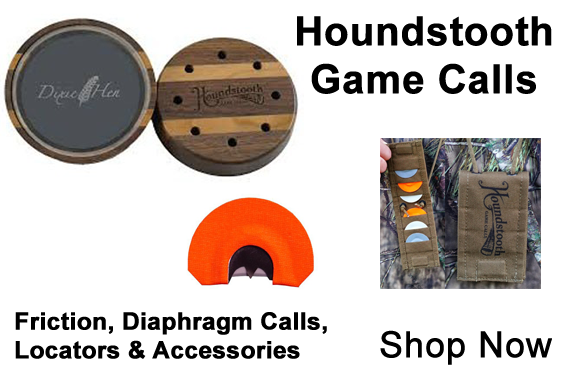 Houndstooth Game Calls