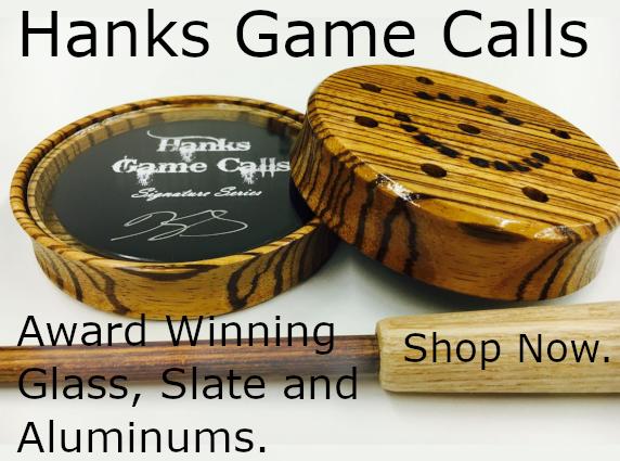 Hanks Game Calls
