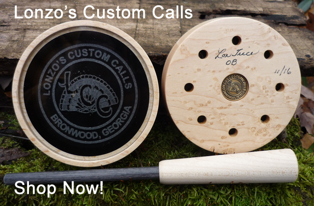 Lonzo's Custom Calls