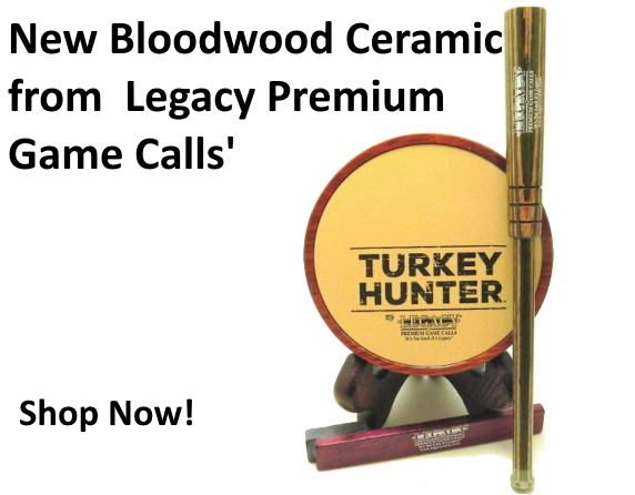 Bloodwood Ceramic Call