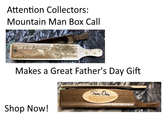 Mountain Man Close Call