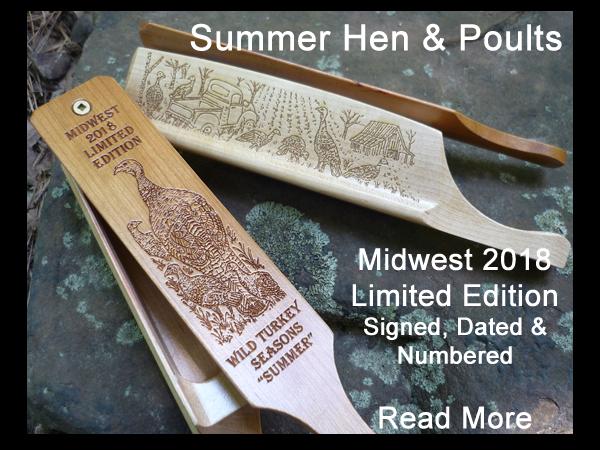 Summer Hen & Poults