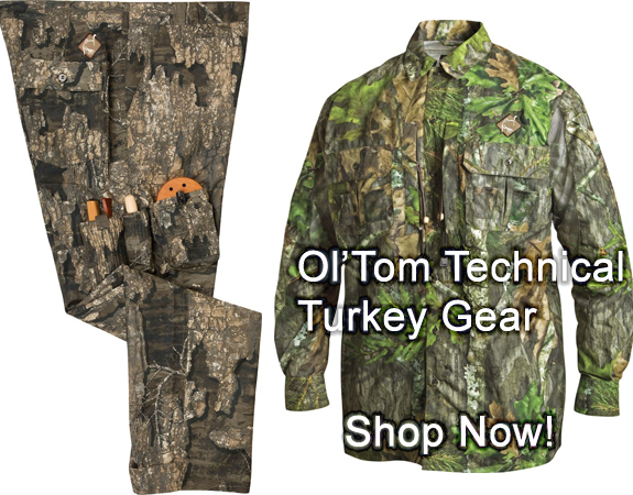Ol' Tom Camouflage Clothing