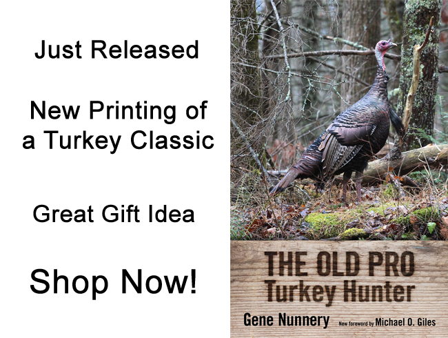 Books-Turkey Hunting
