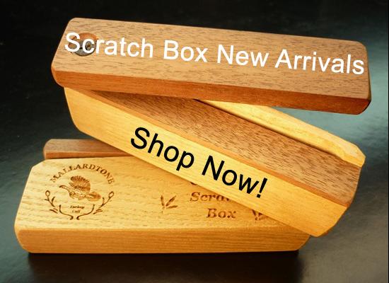 Scratch Boxes