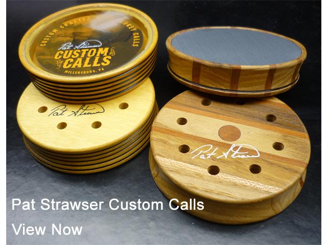 Pat Strawser Calls